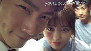 Let's Fight Ghost BTS [Kim So Hyun X Ok Taecyeon]