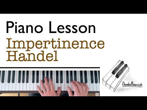 Impertinence - Grade 2 Piano