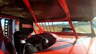 Jackie Dalton In-Car @ Springfield Raceway