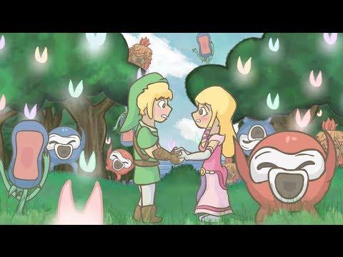 A Zelda Love Song