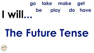 I Will... | The Future Tense | Easy English Conversation Practice | ESL.