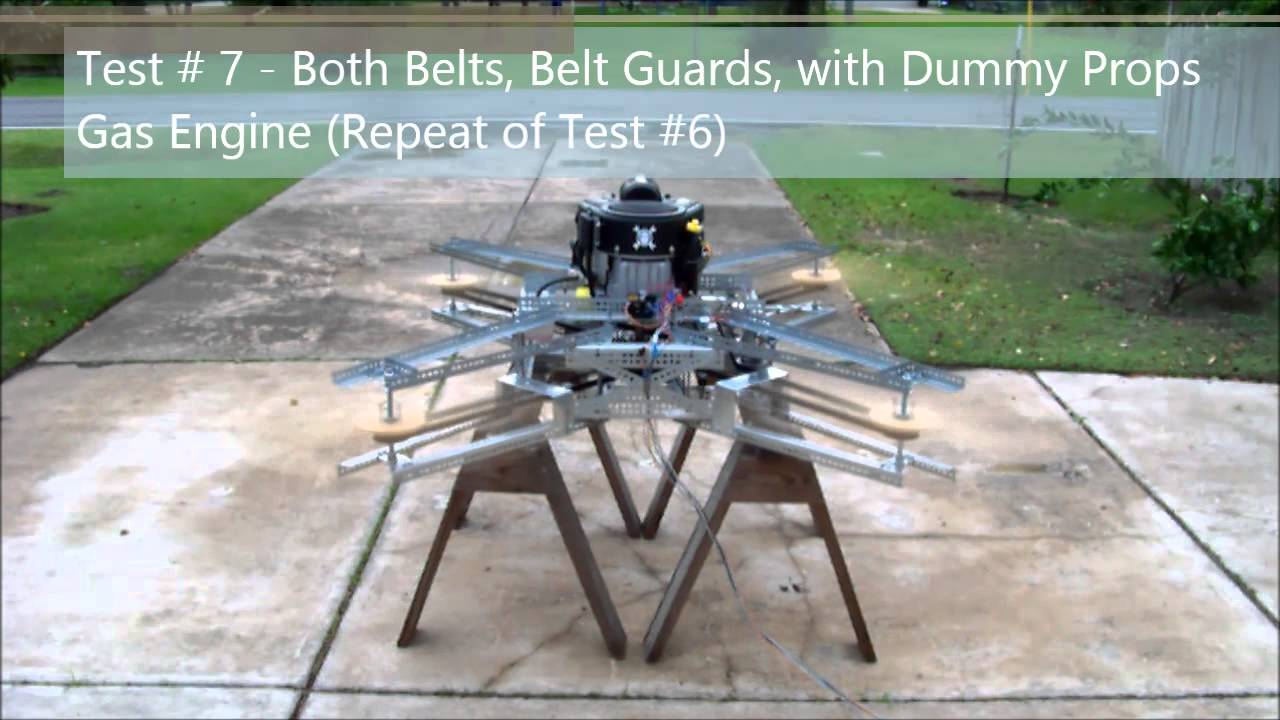 Goliath – The Gas Powered Quadcopter Jeremy S Cook Jeremy is an engineer with 10 years experience at his full-time profession, and has a BSME from Clemson University.