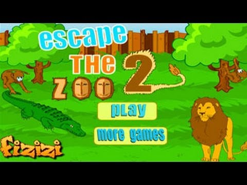 Escape the Zoo 2 Walkthrough, Fizizi Zoo Guide - New Free Games Room Escape