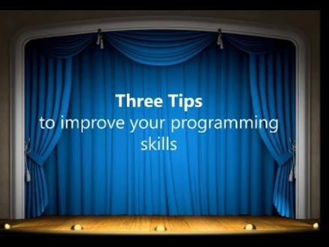 3 important tips to improve your programming skills must for beginners