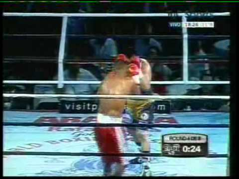 JOSE JIMENEZ vs HENRY MALDONADO - FULL FIGHT - PELEA COMPLETA