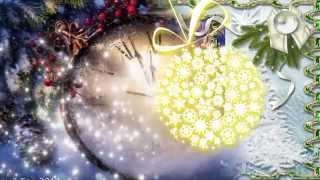 #Слайд-шоу Синий Новый Год