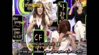 ENG Yoona Tiffany $ң ep4 (2/2)   Yoona CF Queen Secret - Stafaband