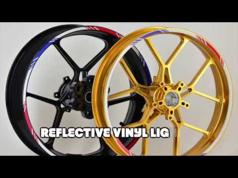 Stripe-It-All System - SEMA 2015 Promo