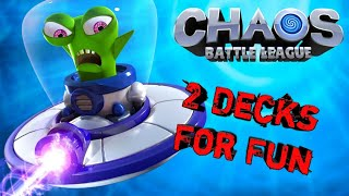 Chaos Battle League - 2 Decks For Fun