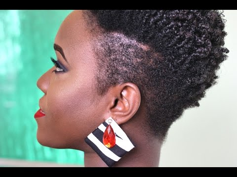 DIY Fabric Earrings | Trinbago Independence Inspired