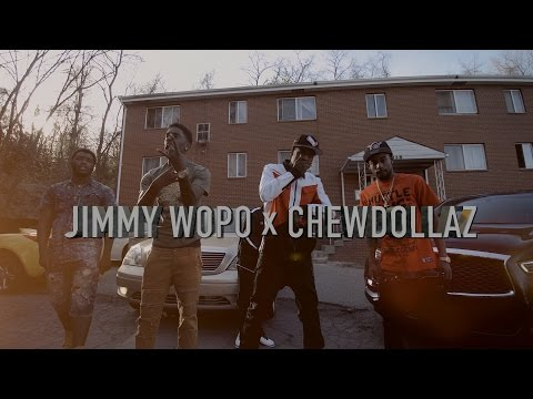 """Jimmy Wopo & Chew Dollaz - """"BOUGHT"""" [Official Video]"""