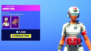"Fortnite: ""FIELD SURGEON"" Skin For FREE! 