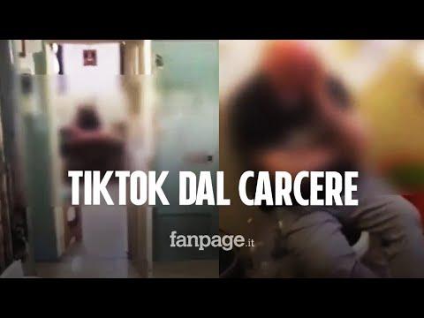 TikTok dal carcere: detenuti girano video nelle celle e lo pubblicano, blitz ad Avellino