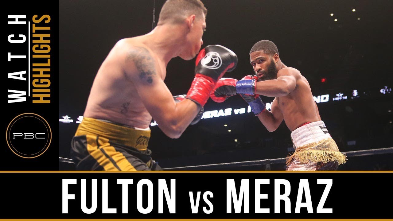 Fulton vs Meraz Highlights: September 30, 2018 - PBC on FS1