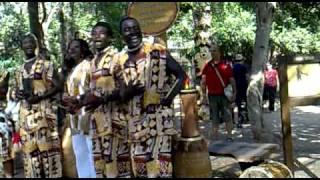 נועה לוי ריקוד אפריקאי