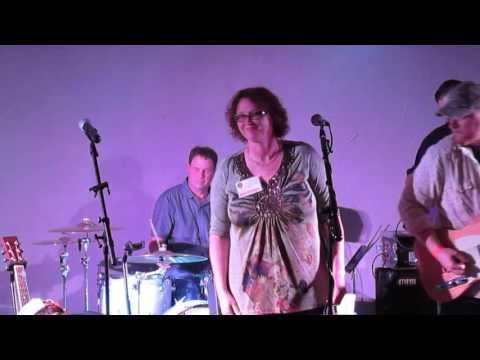 Hound Dog Ginger Pickett with Gary McAdam's Band