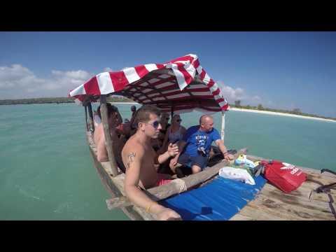 Zanzibar 2016 - VOI Kiwengwa by Gopro Hero 4