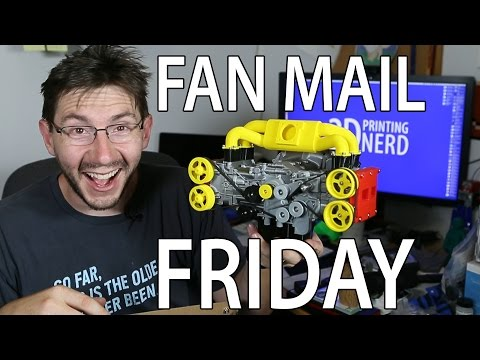Fan Mail Friday - ON A FRIDAY!