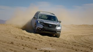 2019 Honda Passport: See It in Action