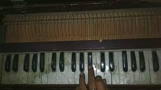 Tumhein dil se kaise juda-play harmonium