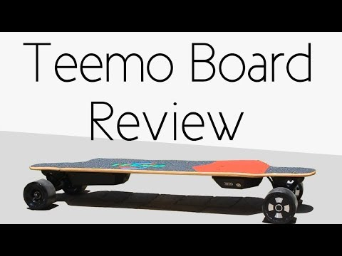 Teemo Board - Awesome and Affordable Electric Board | Product Review