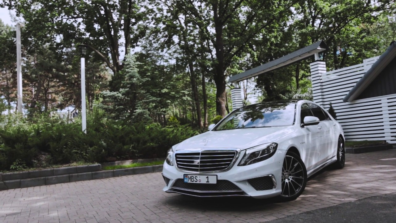 Mercedes-Benz S Class W222 AMG S65 (MBS1) - YouTube