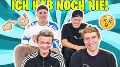 ICH HAB' NOCH NIE! | mit CrispyRob, Falco & Smiley