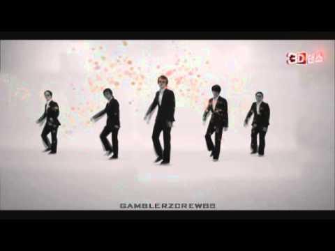 gamblerz crew LG 3D TV commercial 2011