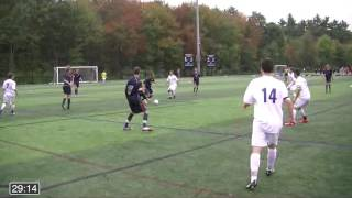 Acton Boxborough Varsity Boys Soccer vs LS 9/30/14