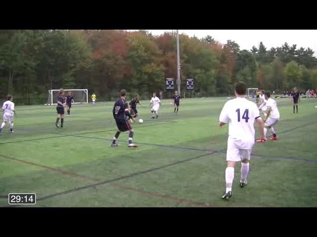 Acton Boxborough Varsity Boys Soccer vs LS 9/30/14