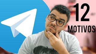 12 Motivos para usar o Telegram (Melhor que Whatsapp)