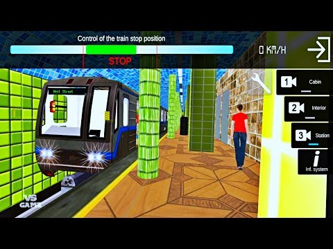 AG Subway Simulator Lite FINAL UPDATE Android Gameplay