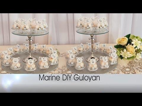 Роскошные бонбоньерки своими руками бизнес на дому  #Marine_DIY_Guloyan