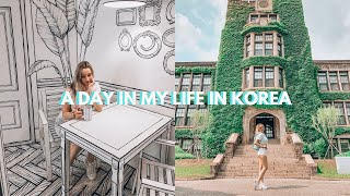 A Day in My Life as a University Student in Korea | Yonsei University Study Abroad