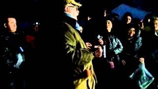 """Н. Михалков в Одессе: съемки фильма """"Солнечный удар"""""""