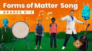 Download Phases of Matter SONG | Solids, Liquids & Gases | Grades K-2