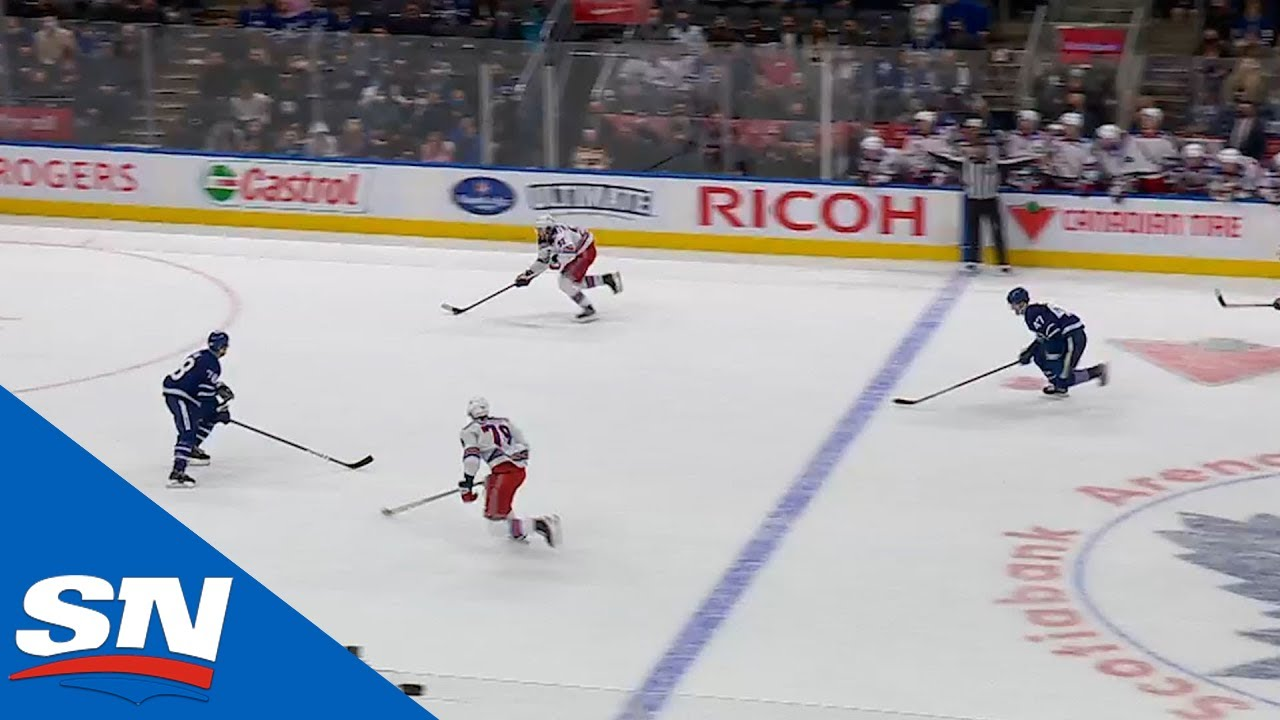 Download FULL Maple Leafs and Rangers 3-On-3 Overtime Thriller