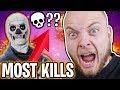 MY HIGHEST KILL GAME!! - FORTNITE BATTLE ROYALE!! #11