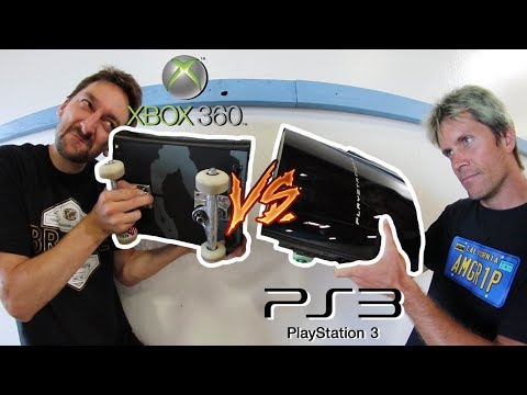 XBOX 360 VS PLAYSTATION 3 | CONSOLE WARS!