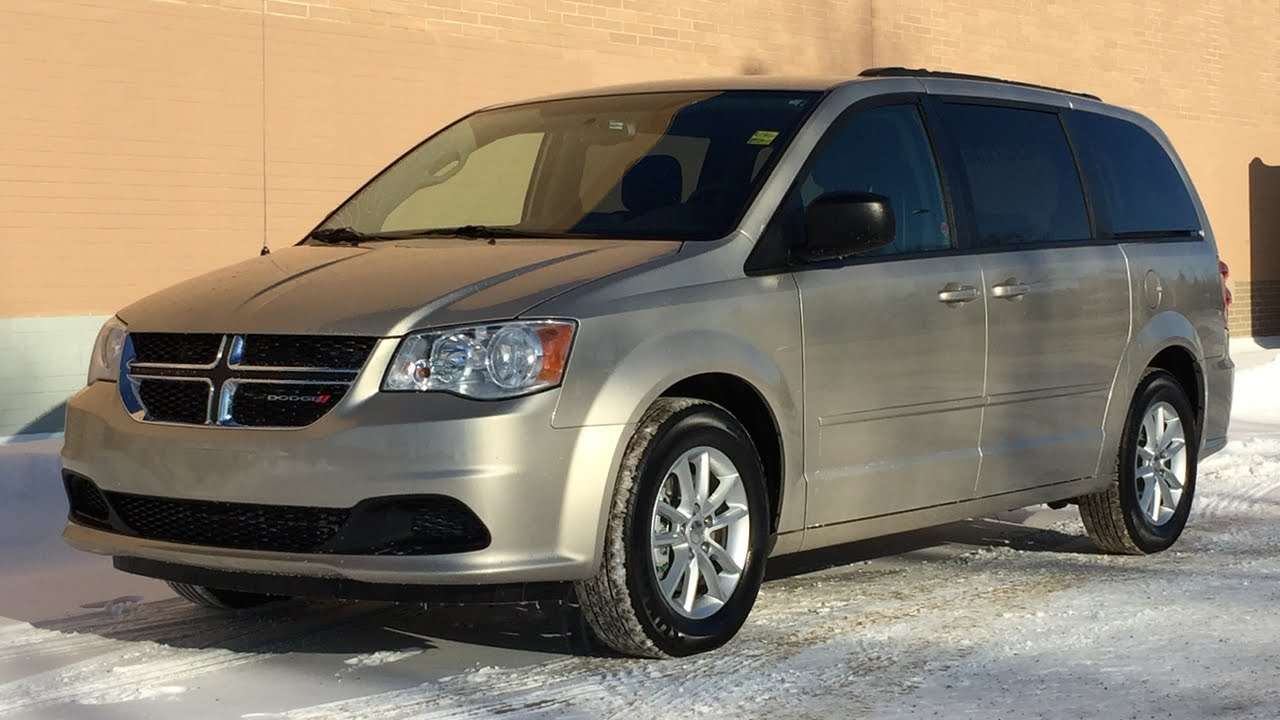 2014 Dodge Grand Caravan Sxt Plus Dvd Entertainment