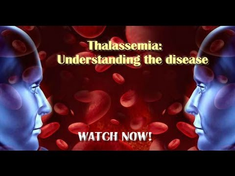 Thalassemia: Understanding the disease