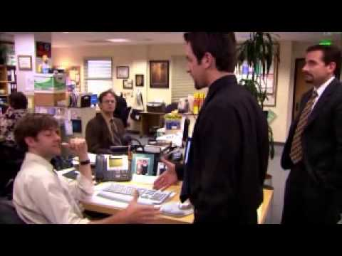The Office - Jim's Short Comments