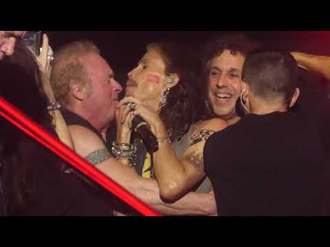 """""""Same Old Song And Dance (Joey Kramer Sings)"""" Aerosmith@MGM Oxon Hill, MD 8/10/19"""