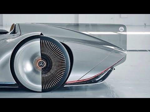 Mercedes EQ Silver Arrow – The Future Of Mercedes-Benz