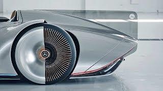 Mercedes EQ Silver Arrow - The Future of Mercedes-Benz