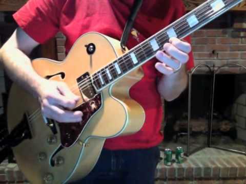 Sebring Guitar L5 Copy