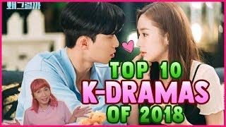 Gambar cover TOP 10 K-DRAMAS OF 2018