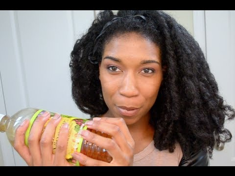 My Favorite Products For Natural Hair | Updated 2013 - YouTube
