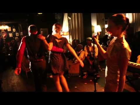 Dimie Cat - Ping Pong remix live - Bart & Baker
