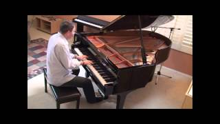 Schumann Op. 15, no. 8 By the Fireside (Am Kamin).wmv